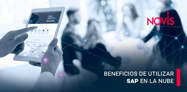 Consultor SAP ,Beneficios SAP en la nube