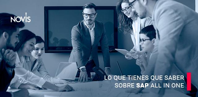 Consultor Sap, Lo que tienes que saber sobre SAP All In One | NOVIS