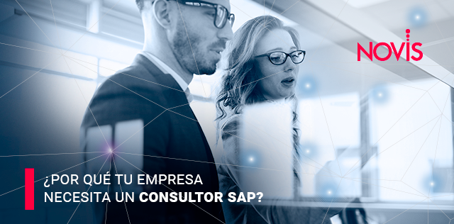 Incorporación de tecnología a tu empresa | Consultor SAP