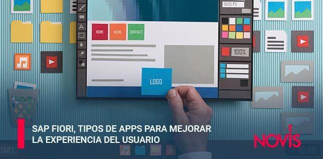 SAP fiori: Tipos de apps para mejorar la experiencia del usuario