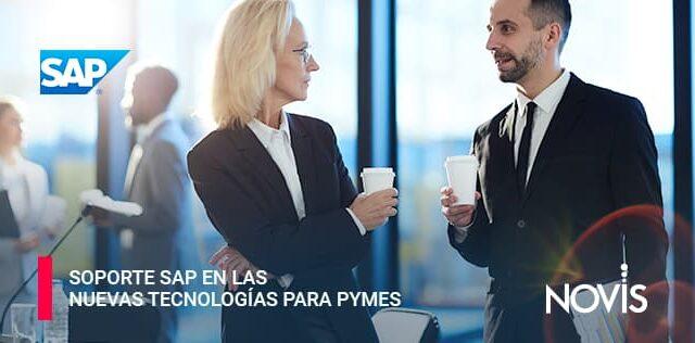 Soporte SAP en las nuevas tecnologías para ERP